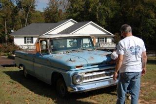Bobby's truck