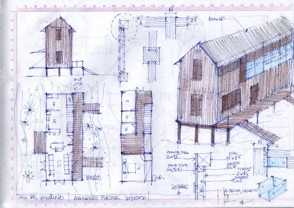 Alexandre Piacsek experimental architecture: American Wood House ...