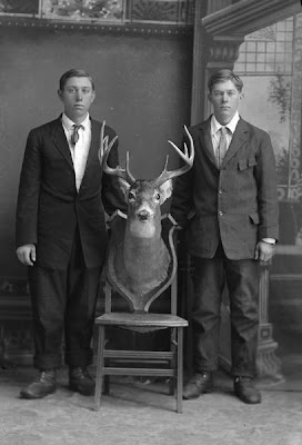 photograph of carl and roy linnel by charles van schaick wisconsin ...