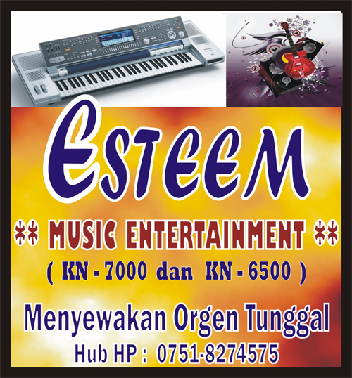 Wirnadi Anhar Esteem Music Entertainment