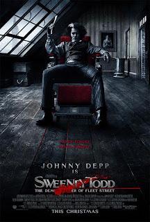 Sweeney Todd: El Barbero Diabólico de la Calle Fleet