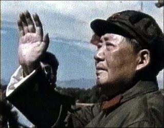 الزعيم الصينى ماو تستونج