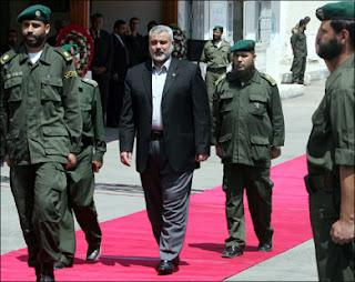 !جلالة اسماعيل هنيه قائد احتلال غزة المحتلة