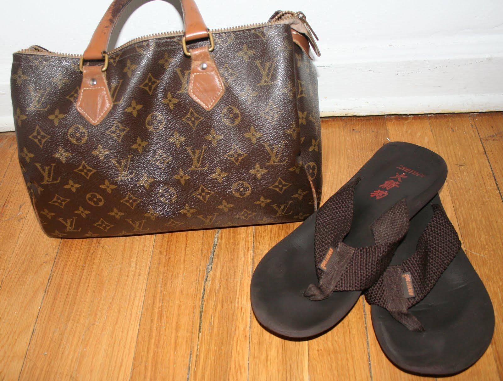 Image Result For Louis Vuitton Flip Flops