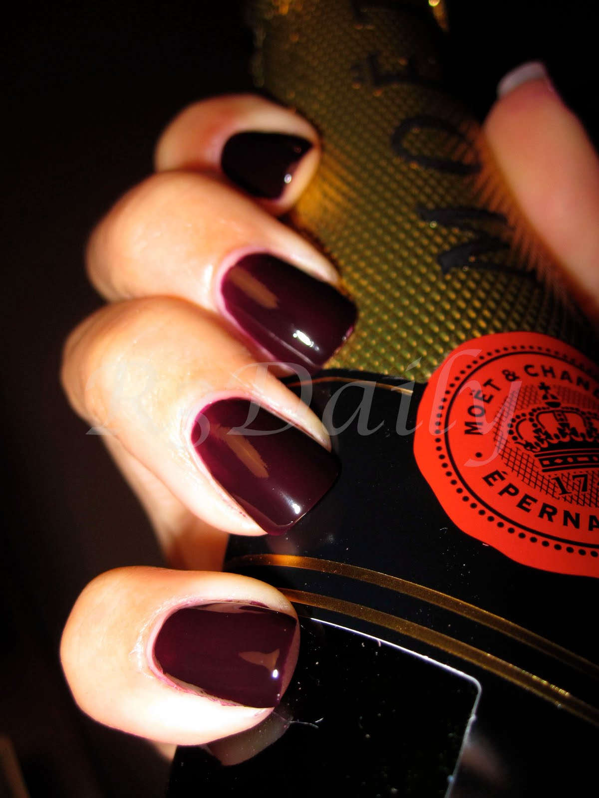Cult Nails Blog: Rescue Beauty Lounge Nail Polish - The Reds