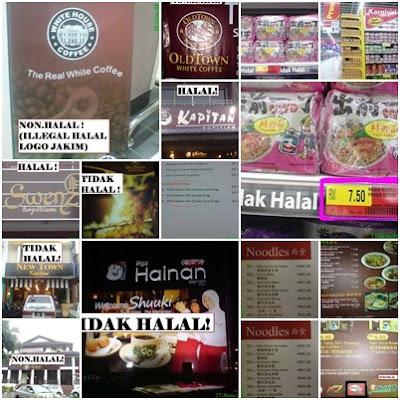 kopitiam non-halal
