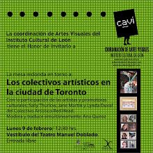 los colectivos artísticos en la ciudad de Toronto