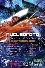 Nucleo Roto Sesion Atlantica 25 de septiembre 2009 21:00hrs.