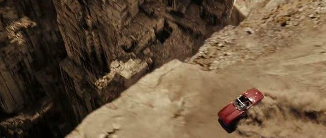 enterprise vörös kocsi