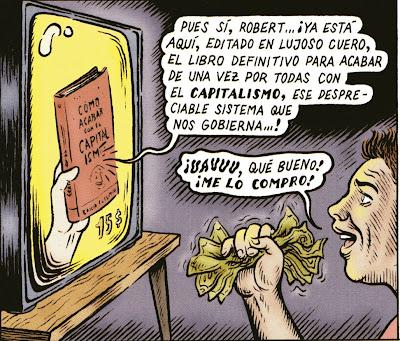 Humor gráfico contra el capitalismo, la globalización, la mass media occidental y los gobiernos entreguistas... Miguel+Brieva-Capitalismo