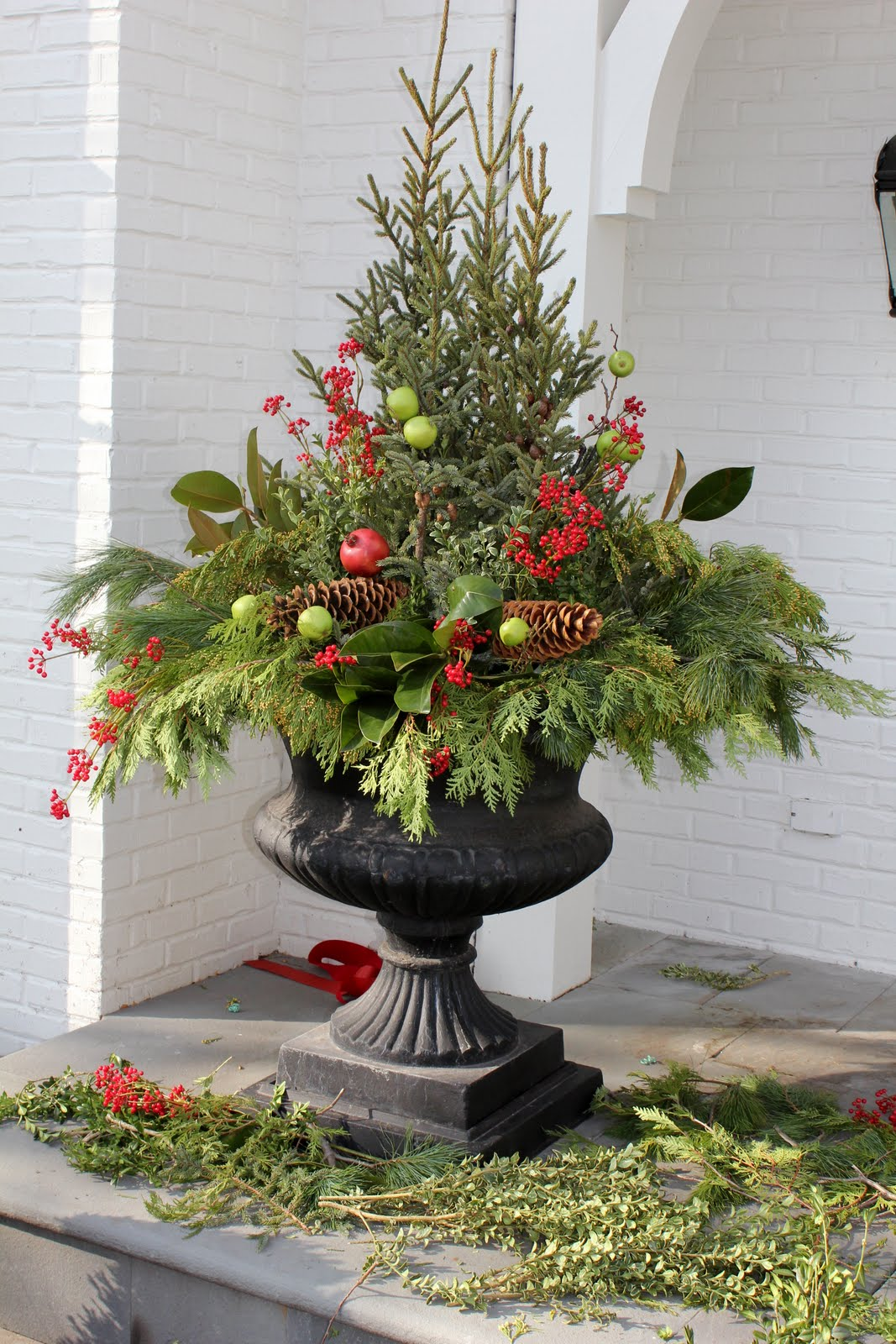 Decorating Ideas > 5th And State Winter ContainersIdeas For DIY ~ 085848_Christmas Decorating Ideas For Outdoor Planters