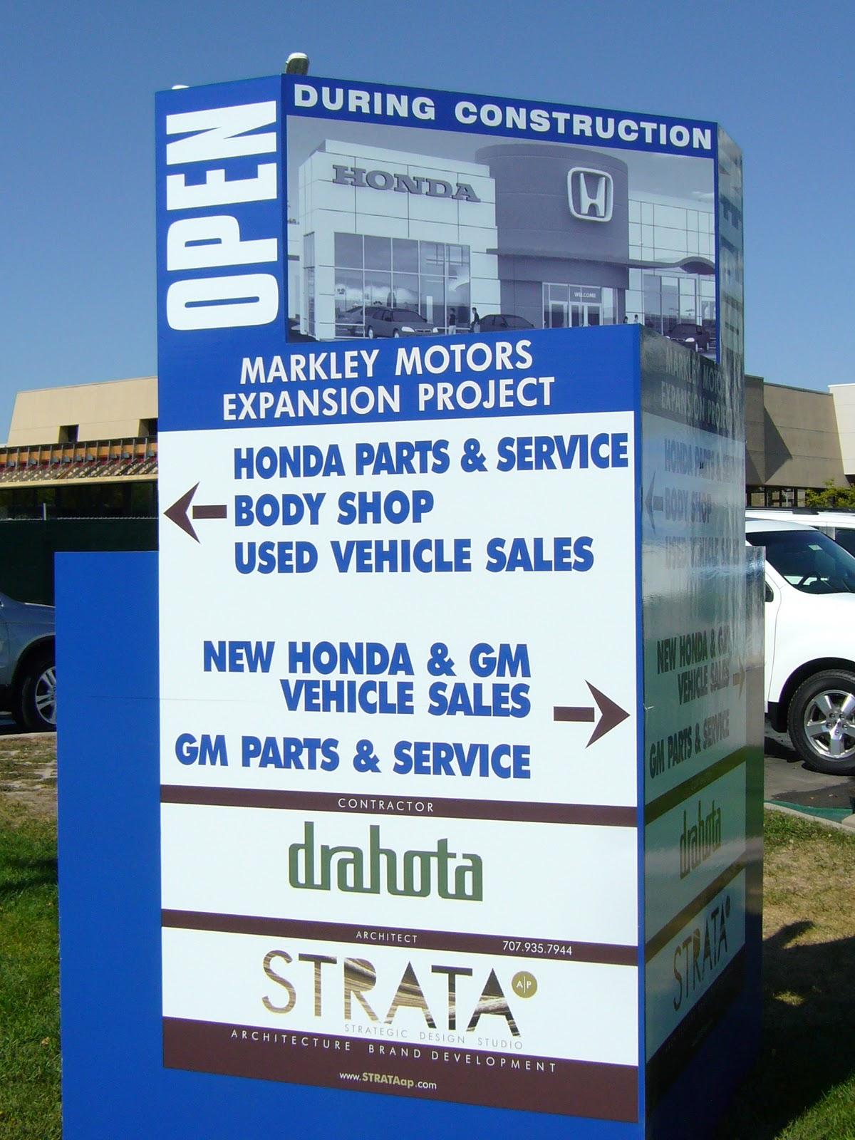 Markley Motors Corner Markley Motors Construction Update 1