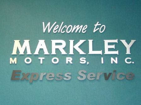 Markley motors corner markley motors express service for Markley honda service