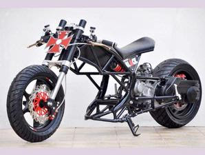 Automotive Modification Modifikasi Yamaha Mio Dragster