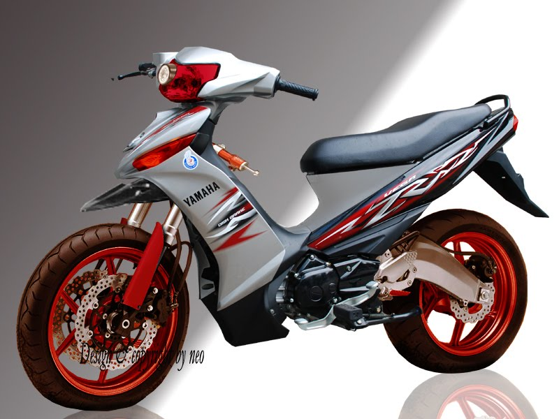 Yamaha Vega ZR Modifikasi