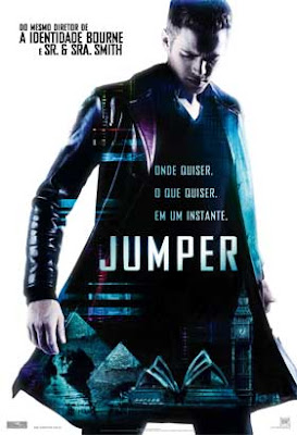 Jumper DVDRip H264 Legendado