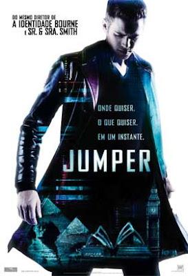 Jumper DVDRip H264 Legendado