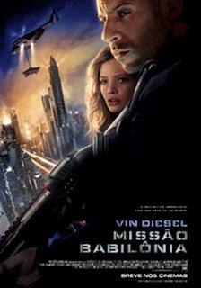 Missão Babilônia - DVD-R5 Missaobabilonia