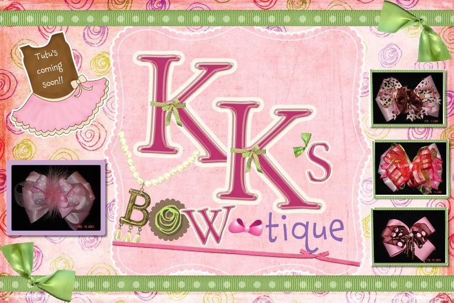 KK's bow-tique