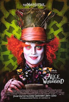 Alice in Wonderland (Alice Harikalar Diyarinda) Poster