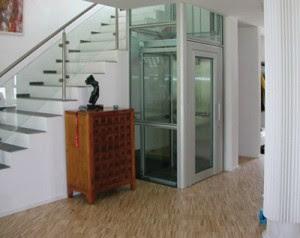 Ev asansörleri - ev tipi asansör sistemleri