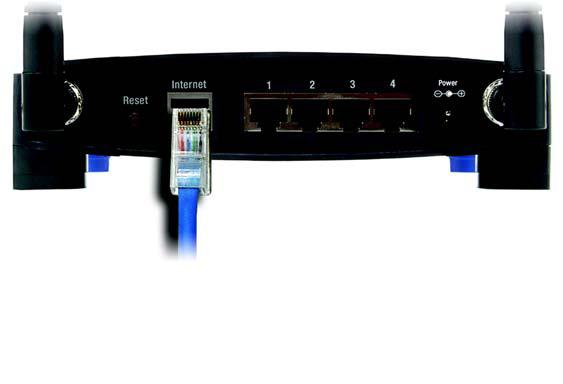 how to connect to linksys router without internet
