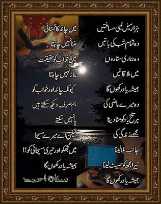 love poems in urdu. Urdu Love Shayari