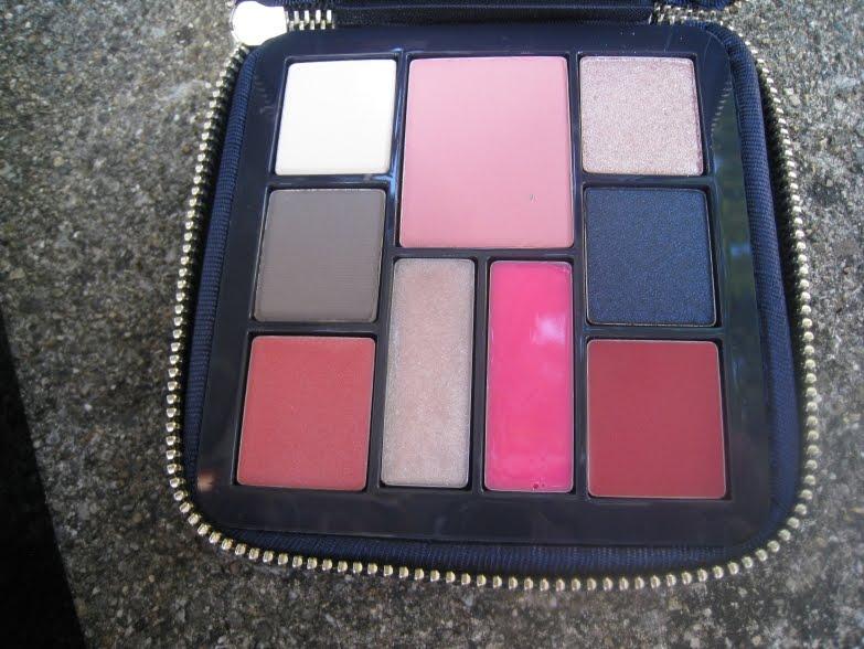 Bobbi Brown Denim And Rose Palette Fall 2010