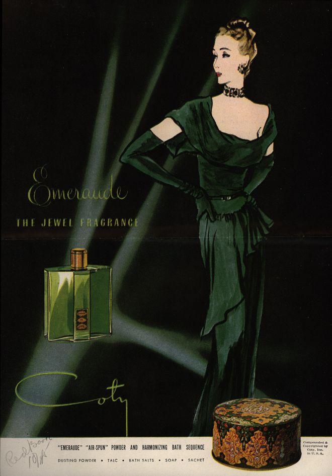 Coty Perfume