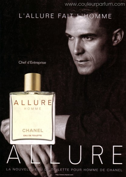 Chanel Allure Homme | The Non-Blonde