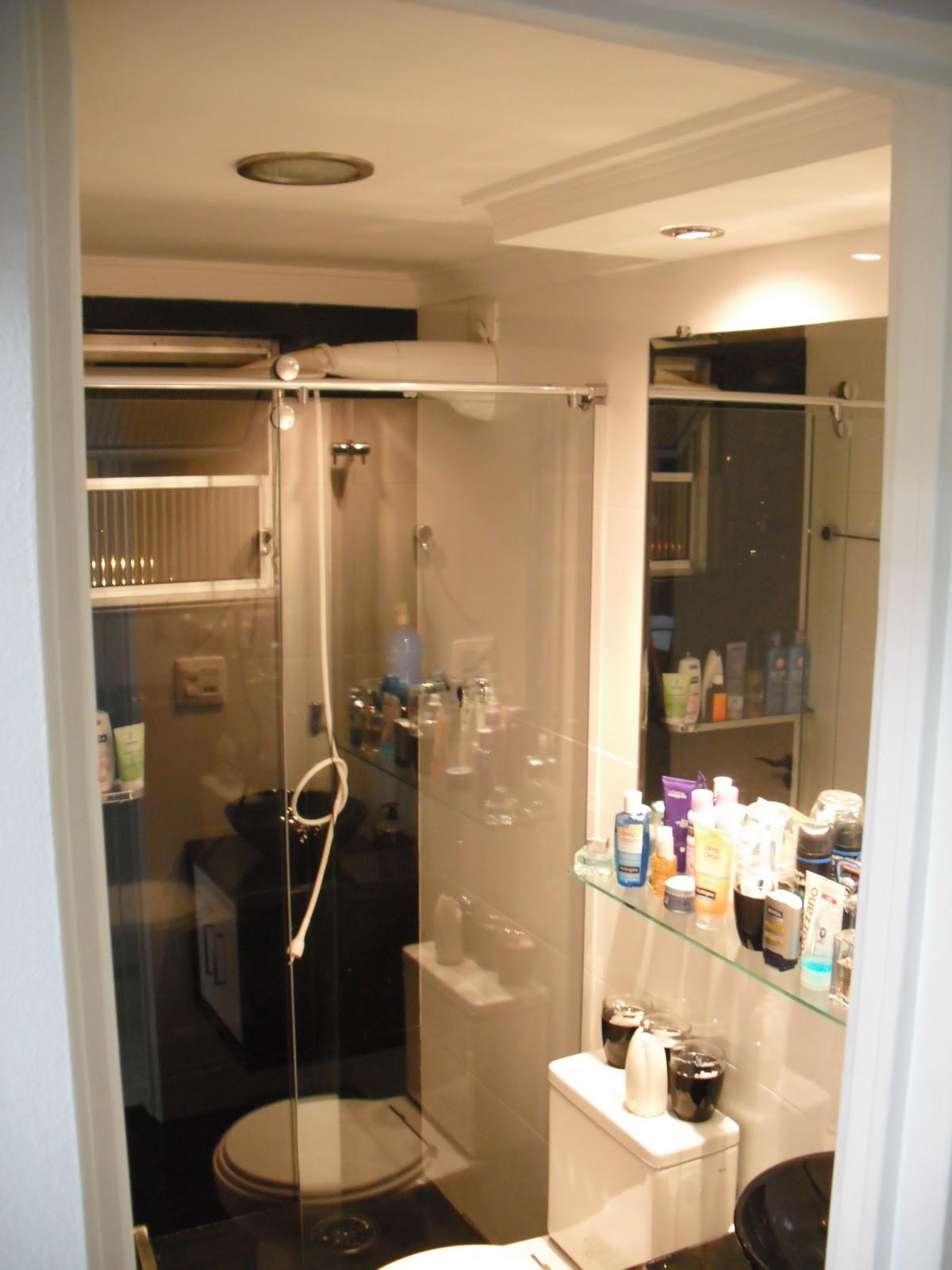 Meu banheiro!!! -> Meu Banheiro Moderno