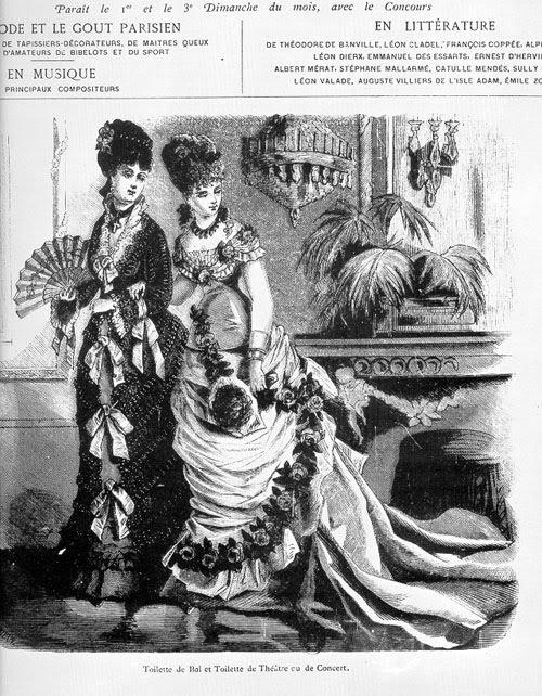 Fashion Art Diary: La Dernière Mode