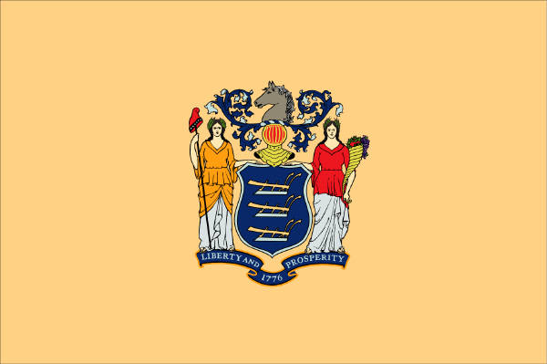 new york state flag and seal. The Seal of New