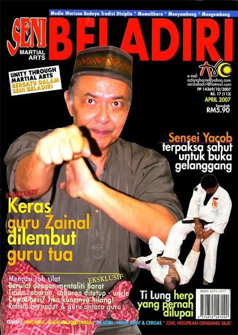 MAJALAH SENI BELADIRI MALAYSIA