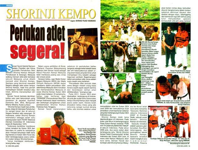 MAJALAH BELADIRI MALAYSIA