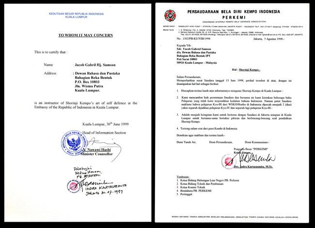 INDONESIA EMBASSY KUALA LUMPUR