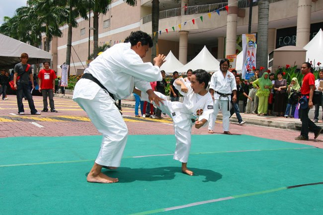 SHORINJIKEMPO EMBU AT ONE UTAMA