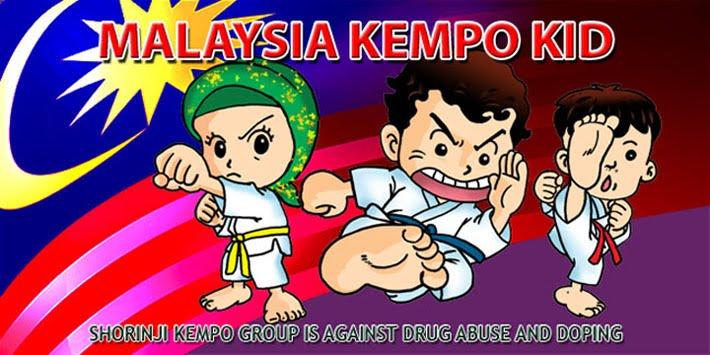 MALAYSIA KEMPO KID