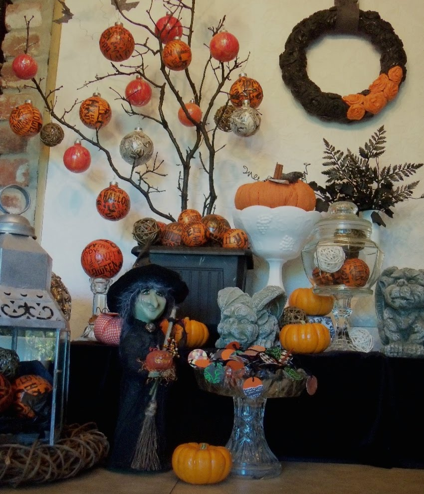 fun halloween decorating - Halloween Decorations Martha Stewart