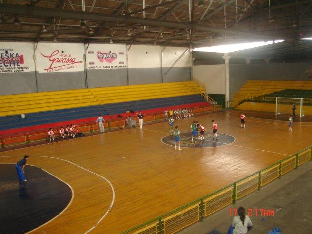 Coliseo Edmundo Luna Santos