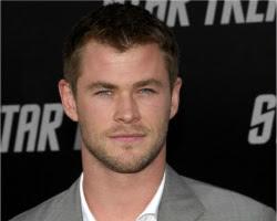 Chris Hemsworth is so hot