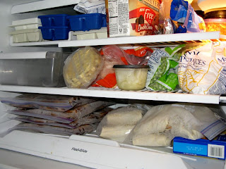RefrigFreezer Creating Inexpensive Meals...One Month at a Time!