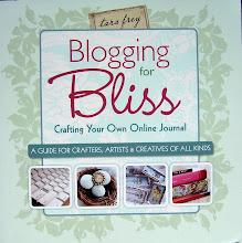 Blogging for Bliss - book