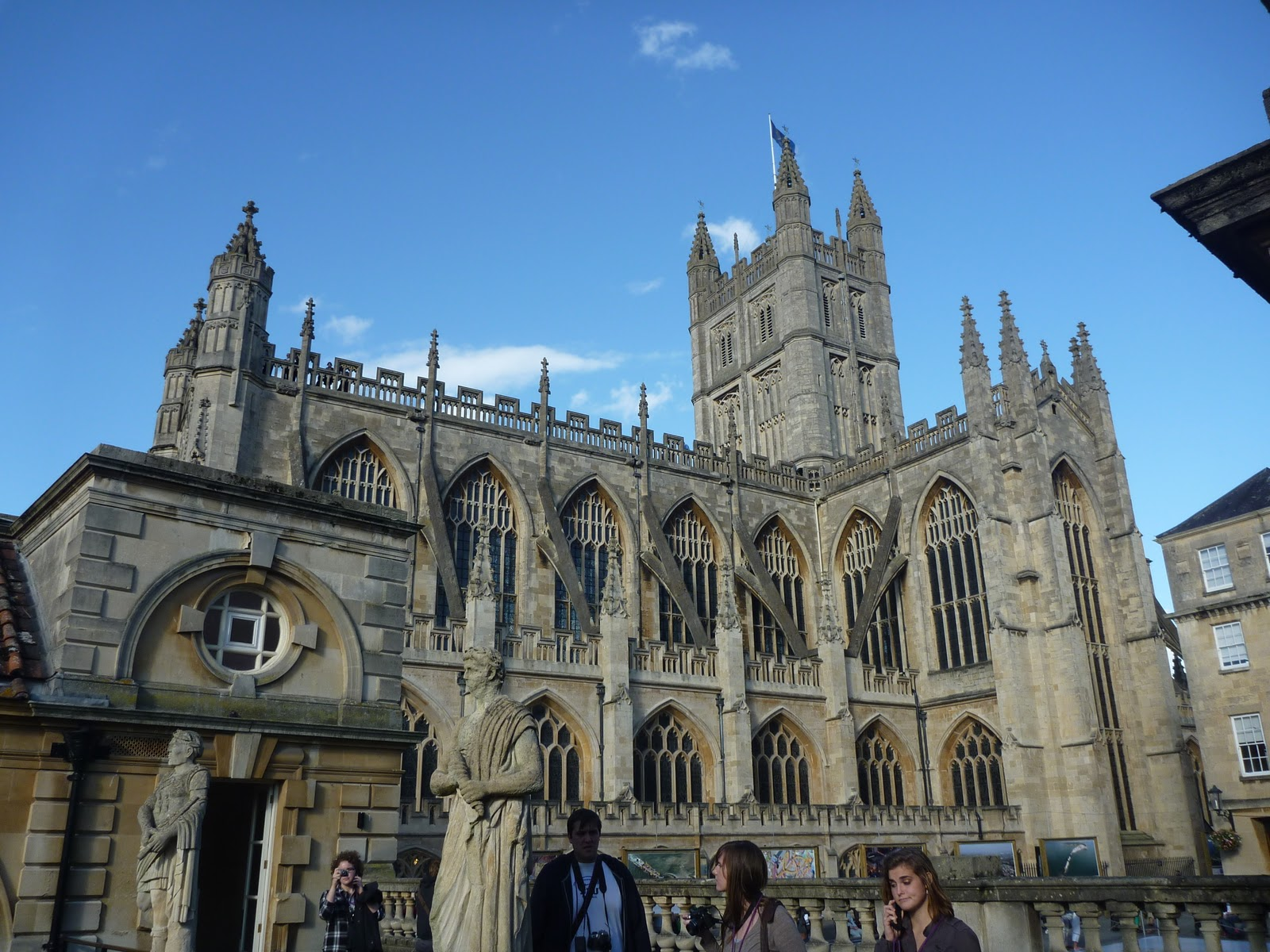 A Voyage Abroad: Durham Cathedral & Bede's World