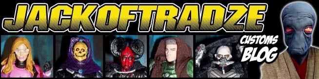 JACKOFTRADZE Custom Star Wars Action Figures