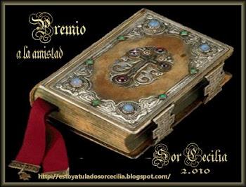 """22 de noviembre. Dia del Santo de Sor Cecilia del blog """"ESTOY A TU LADO"""", mí querida y buena Amiga."""