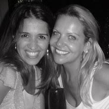 Sheila Cunha e Rosana Salles
