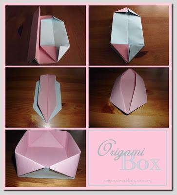 kleine muslime kreativ minib cher sammelbox origami. Black Bedroom Furniture Sets. Home Design Ideas
