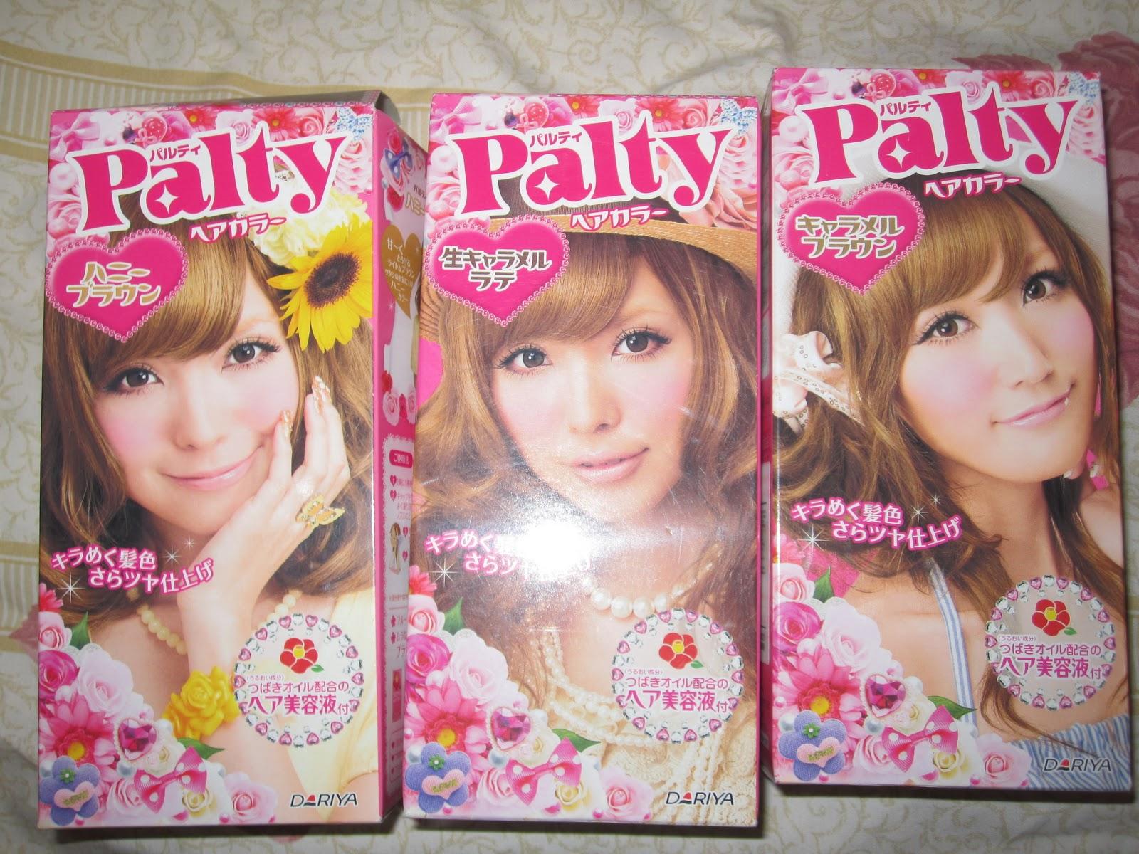 Palty Japanese Hair Dye Bettyc16