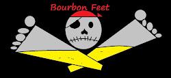 Bourbonfeet
